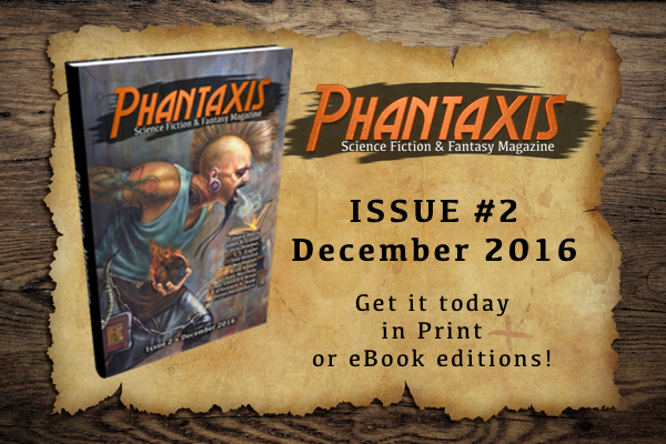 Phantaxis Magazine Issue 2