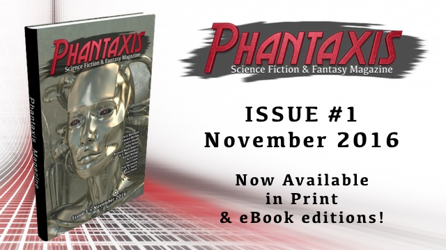 Phantaxis Magazine Issue 1